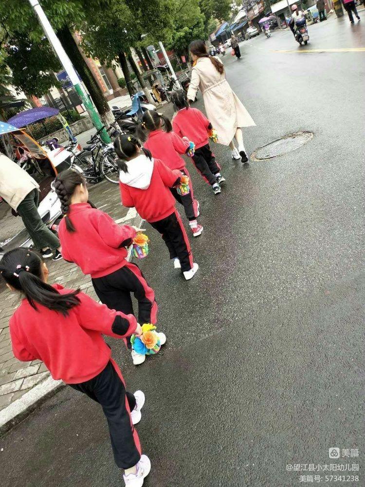 """望江小太阳幼儿园开展""""劳动最光荣""""主题教育活动"""