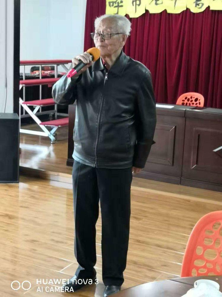 呼和浩特老年书画协会在老干部活动中心隆重举办了第25届古稀庆大会