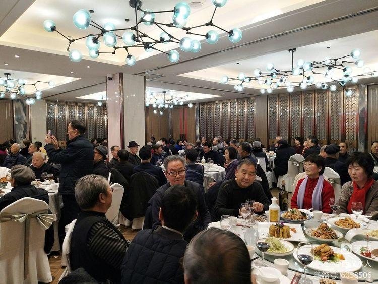 """天水市老年书画研究会举办""""庆元旦·迎新春""""联谊会"""