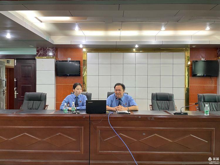 """昌江县职业教育中心""""法治进校园""""工作简报(图3)"""