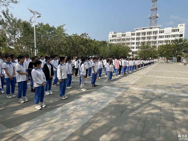 昌江职业教育中心开展第26个安全教育日活动(图6)