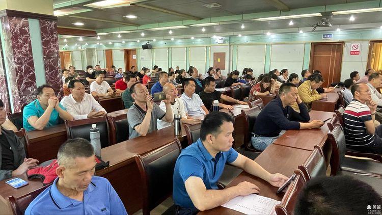 昌江县职业教育中心2021年开展应急救护培训(图4)