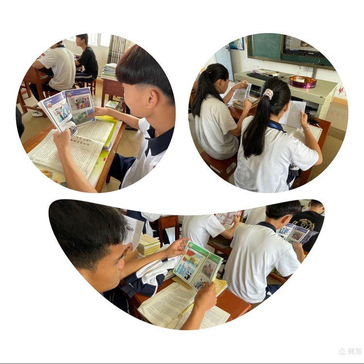 昌江县职业教育中心组织开展《学生安全与应急教育读本》赠书活动简报(图9)
