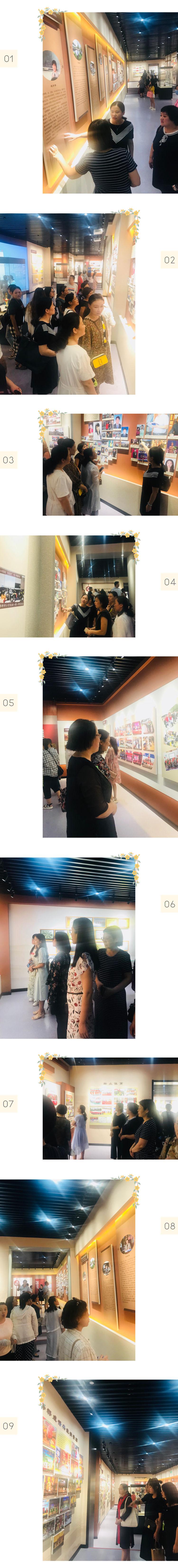 邯郸市中华桥小学教师参观丛台区文史馆纪实