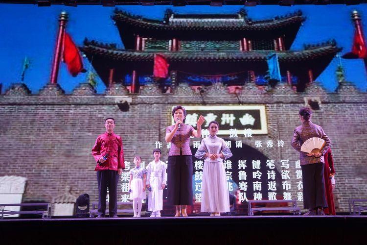 吉林省吉林市老年书画研究会活动侧记: