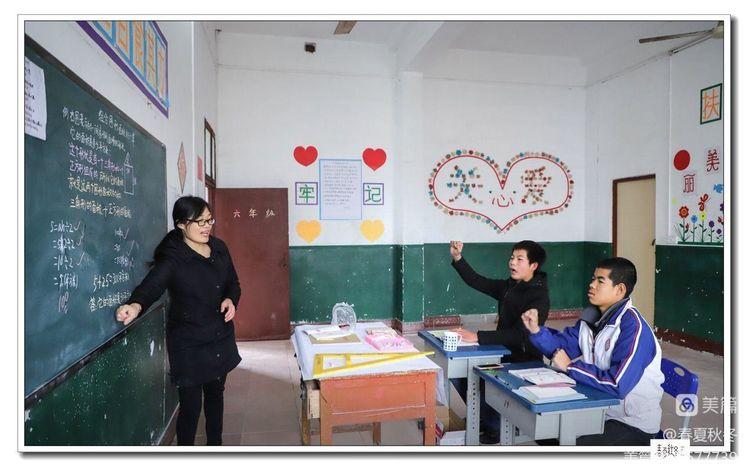 用爱倾听花开的声音―大悟最美乡村教师略影