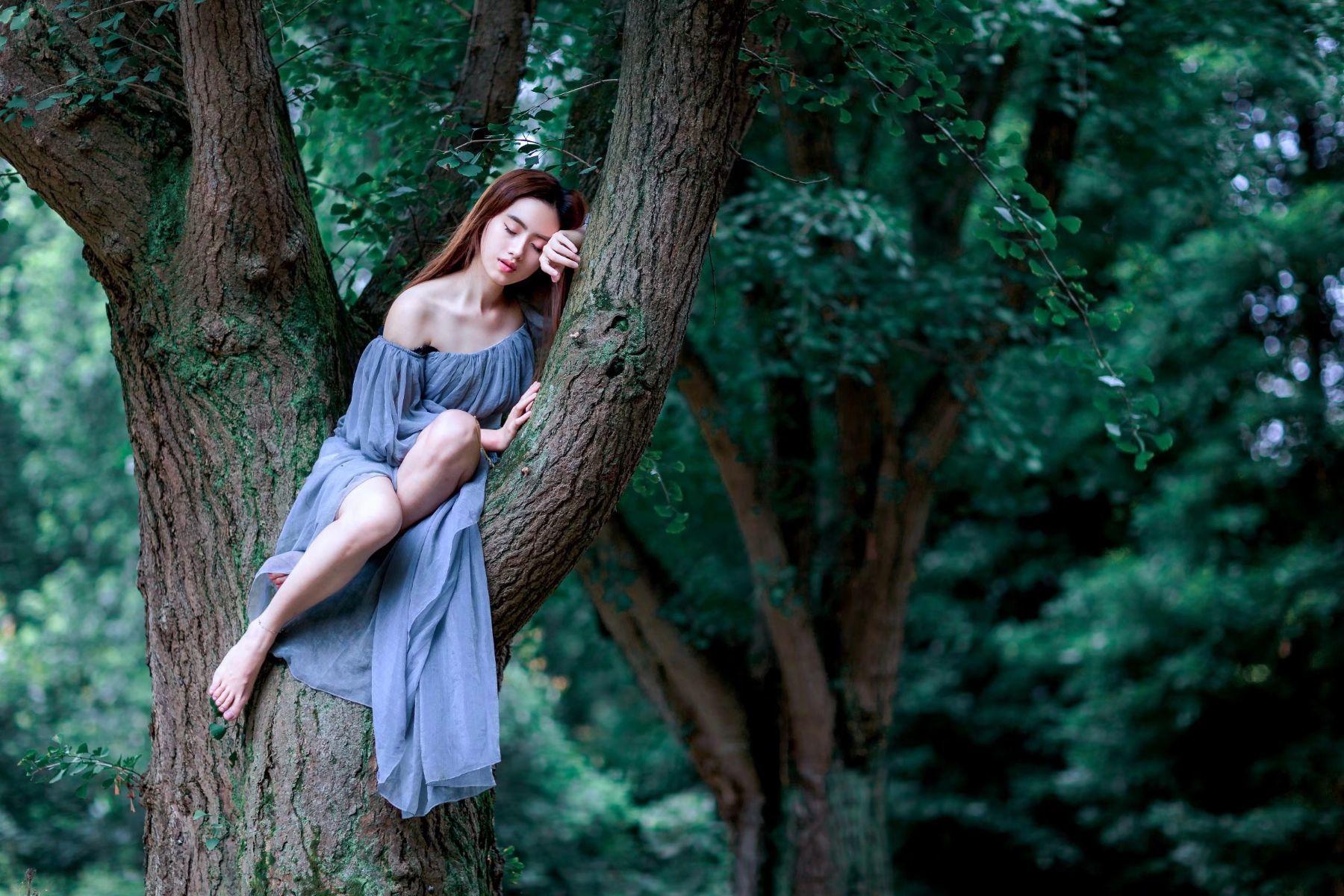 我要做阳光近旁的一棵树