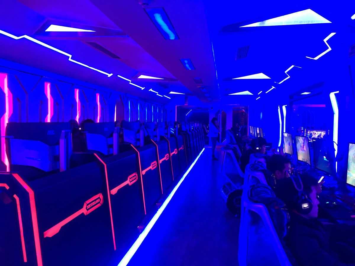 重庆渝北AIM创级网咖