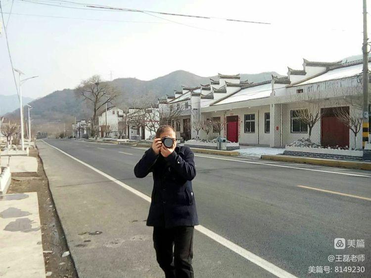 黄牛铺镇堆子村村名来由探访 - wanglei710302 - 飞起来